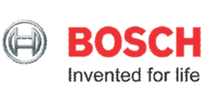 Bosch Invented for life Logo. Best Warehouse Services Providers in Gurgaon, Haryana, India.