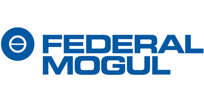 Federal Mogul Logo. Best Logistic Services and Returnable Packaging Services Providers Companies in Gurgaon, Haryana, India.