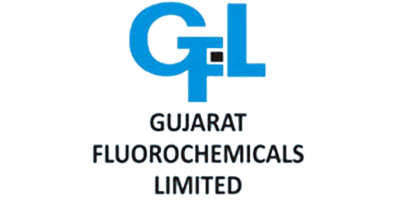 Gujarat Fluorochemicals Limited Logo. Logistics And Transportation Services Companies in Gurgaon, Haryana, Gurugram India.