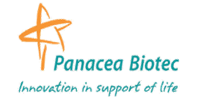 Panacea Biotec Logo. Transport And Logistics Services Providers Companies in Gurgaon, Haryana, India.
