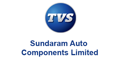 TVS Sundaram Auto Components Logo | logistics companies in Gurgaon, Haryana, india, 3pl companies in Gurgaon, Haryana, india, transport companies in Gurgaon, Haryana, india, returnable packaging, logistics services providers, Top 10 Logistic companies in India.