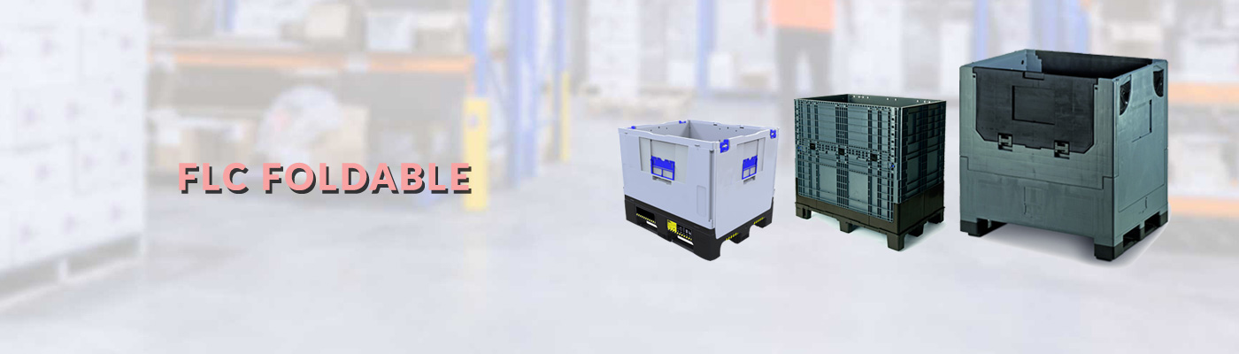 logistics companies in Gurgaon, Haryana, india, 3pl companies in Gurgaon, Haryana, india, transport companies in Gurgaon, Haryana, india, returnable packaging, logistics services providers, Vinsum Axpress Foldable Large Container Products in Gurgaon, Haryana, India.